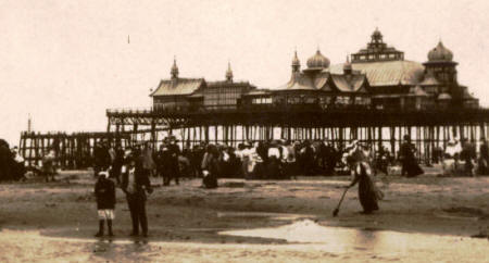 The Concert Enclosure c1907