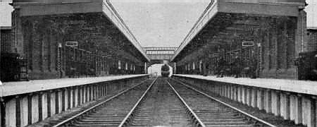 Squires Gate Station c1930