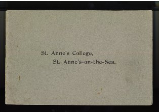 St.Anne's College, St.Anne's on the Sea..