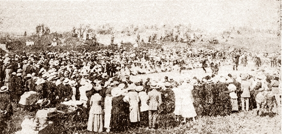 At the Gymkhana, St.Annes Peace Celebrations, 1919