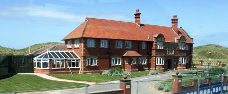 Thursby Convalescent Home, St.Annes-on-Sea, opened in 1905.