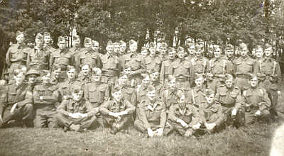 St.Annes Home Guard c1940