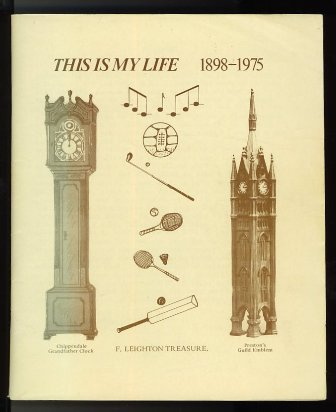 This is my life - Fred Leighton Treasure 1975