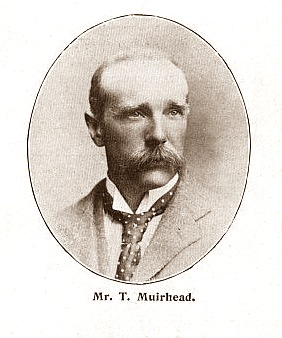 Thomas Muirhead, Architect of Manchester and St.Annes-on-the-Sea.