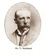 Thomas Muirhead (1855-1924), Architect, of Manchester & St Annes.